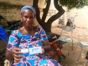 Soap helps Malian women to recover from war rape