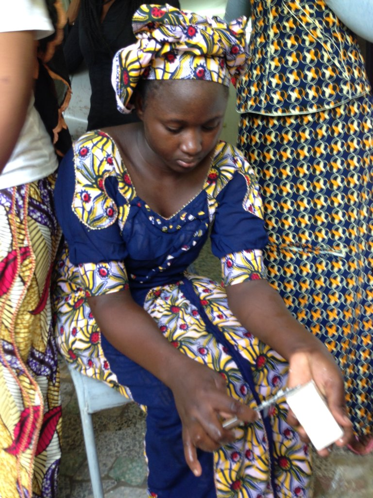 Use Soap to Empower 60 Rape Survivors in Mali