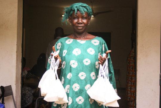 Use Soap to Empower 60 Rape Survivors in Mali