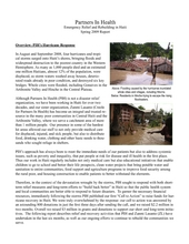 May 2009 Hurricane Update (PDF)