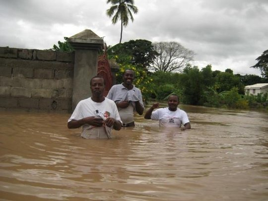 Partners In Health - Hurricane Recovery in Haiti
