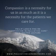 Compassion in Palliative Care