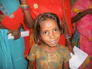 Beneficiary child