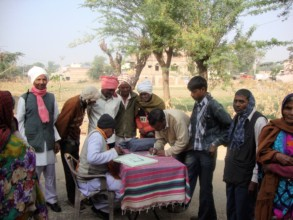 Free Screening Camps in villages