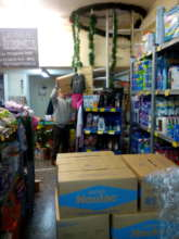 GETTING READY FOR CHRISTMASS DISTRIBUTIONS