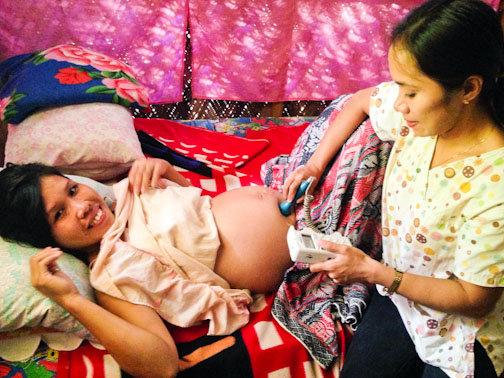 Healthy Ladies, Healthy Babies Project