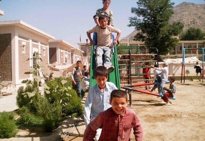 Establish and Support Afghanistan Model Schools