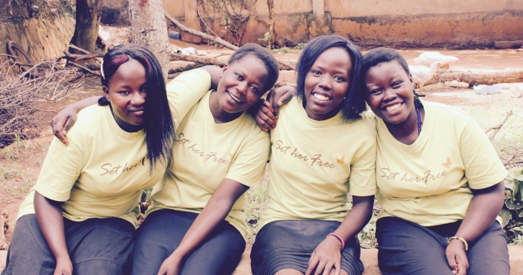 Support Set Her Free; Empower Ugandan Women