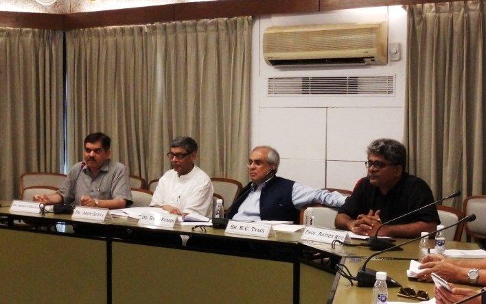 Keynote address by Sh .Rajiv Kumar, V C,Niti Aayog