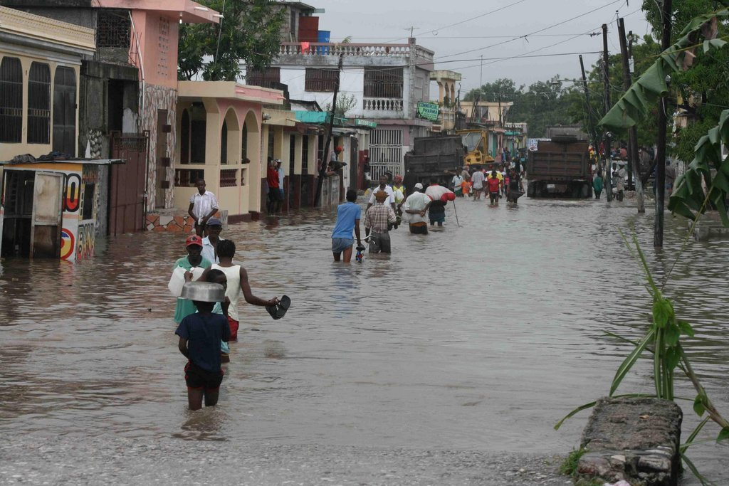 Hurricane Recovery in Haiti