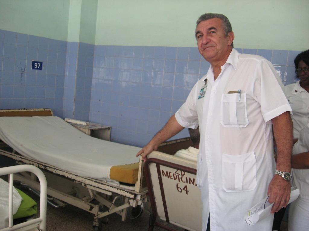 New mattresses needed in Hospital Saturino Lora