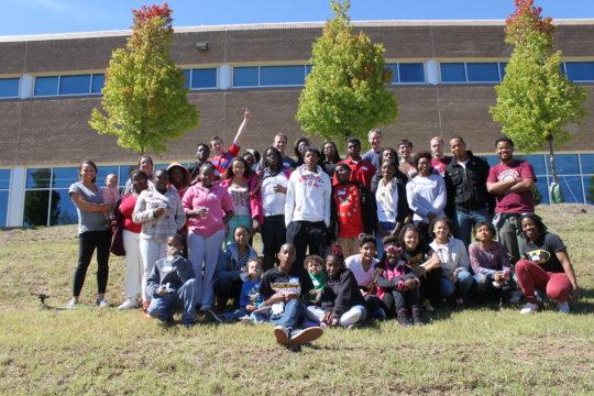 Velocity Super Saturday at Maynard H. Jackson High