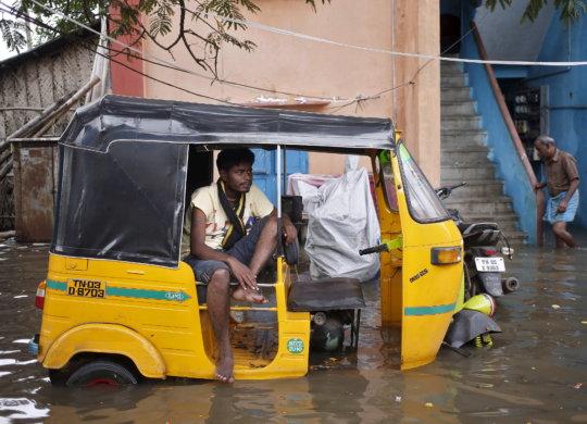 Chennai Flood Relief Fund
