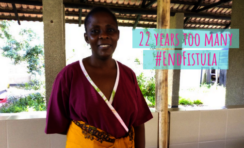 Save the Date for International Day to #EndFistula