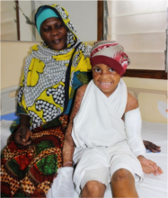 Meet Fatuma, courtesy of CCBRT