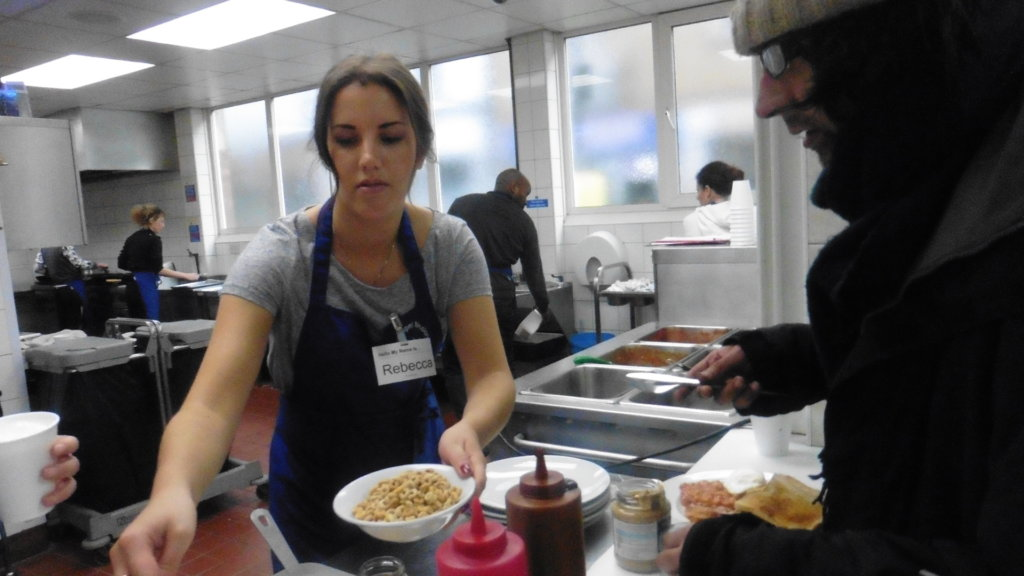 Bringing hope to London's rough sleepers