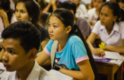 University Scholarships for Cambodian Students