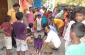 PREPARE 10000 SLUM PEOPLE FACE DISASTER IN CHENNAI