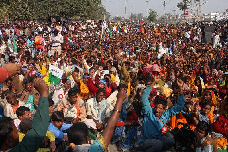 Bihar Land March 2010