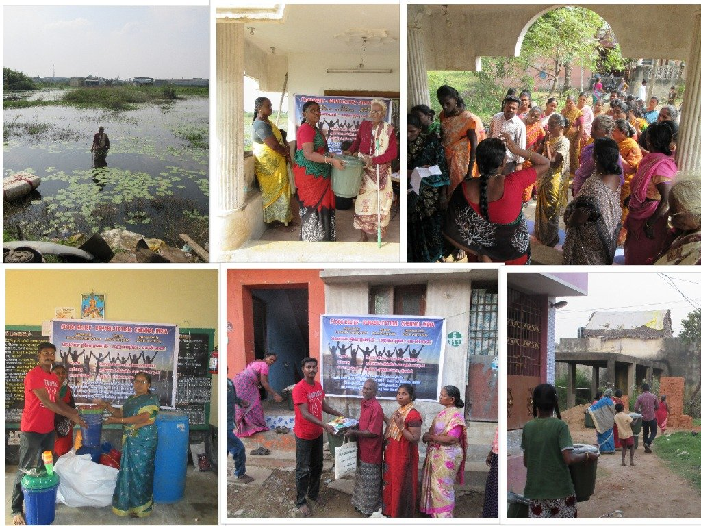 Packages given in Andar Kuppam, Manali and Vichoor