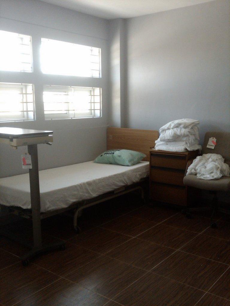 JADMC patient room