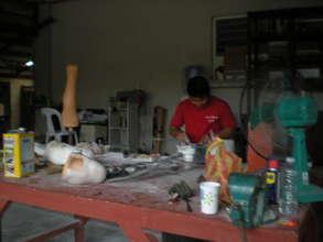 Prosthetics Laboratory