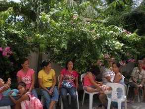 Patients waiting