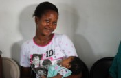 Baby Care for Mothers at Creating Pathways Centre