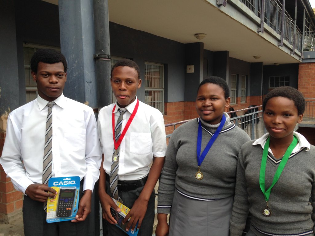 Empowering South African Youth Through Education
