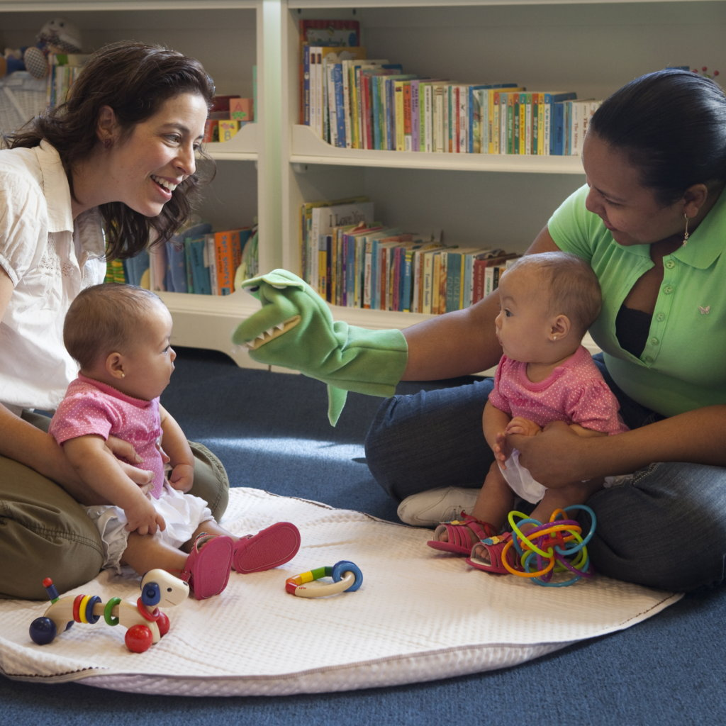Build Bright Futures for Babies in Poverty