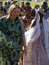 A Malian community
