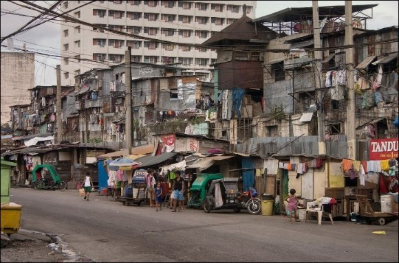 A Safer Home for Slum Dwellers in Metro Manila