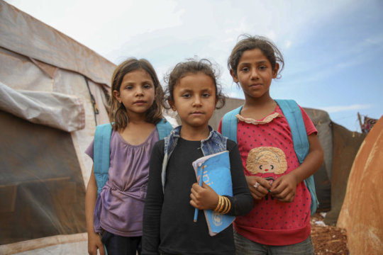 (c) UNICEF / UN0248443 / Aaref Watad