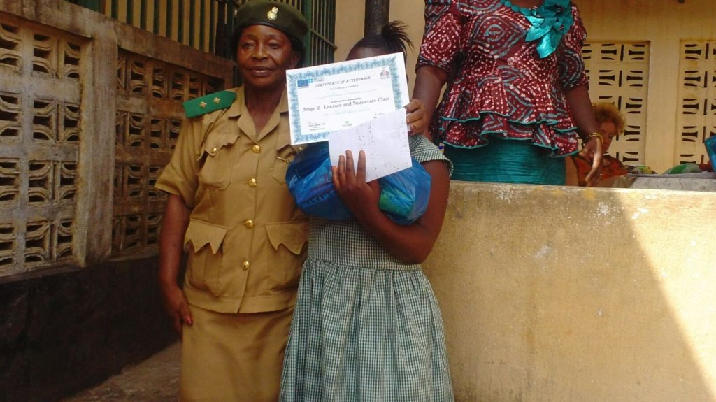 Providing Access to Justice for 360 Women