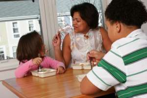 Nutrition Program for Individuals and Families