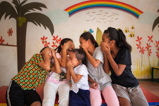 Restoring hope to trafficked girls in Cambodia