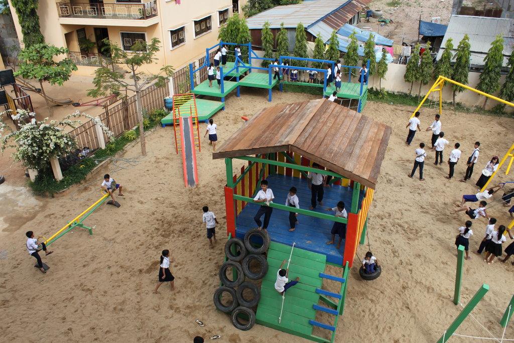 The Playground at Hagar