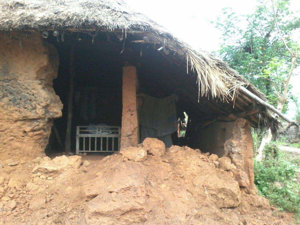 Emergency flood relief for villages in Tamil Nadu