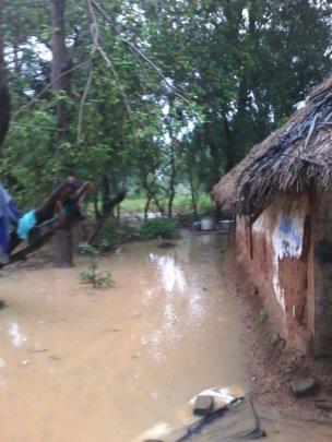 Stagnant floods
