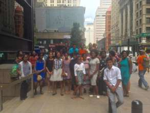Our Young Entrepreneurs in New York City