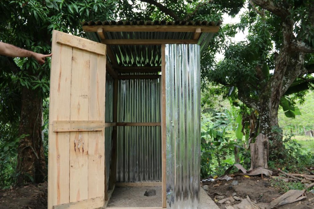 Construct 15 Latrines in poverty-stricken La Penda