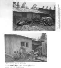 Home repairs done in the slum