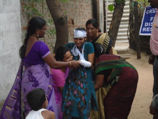 Evacuation Techniques at Anna Colony