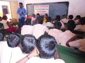 DISASTER MANAGEMENT TRAINING AT THOOTHUKUDI