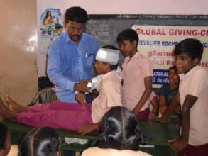 First aid Techniques To School Students