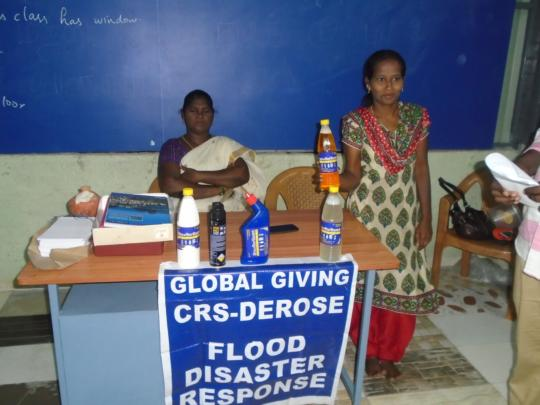 GLOBAL GIVING AIDED SUCCESSFUL ENTREPRENEUR