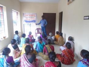 DISASTER MANAGEMENT TRAINING AT CUDDALORE