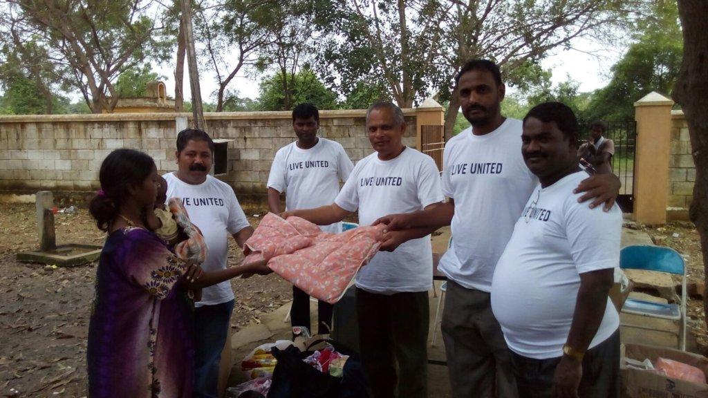 CHENNAI FLOOD RELIEF - United For Tamil Nadu