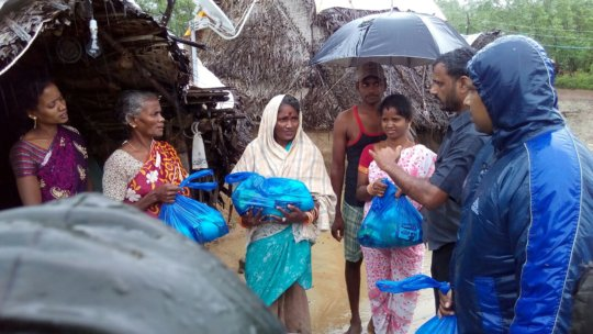 CHENNAI FLOOD RELIEF - United For Tamil Nadu