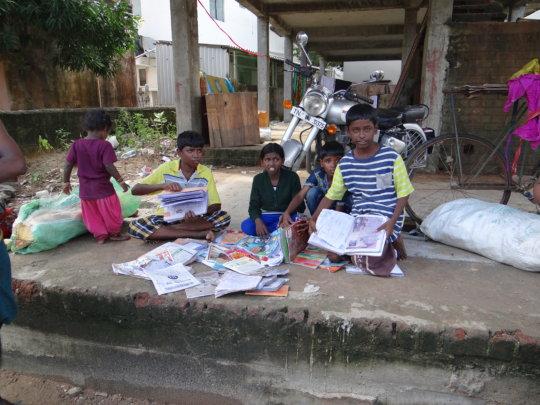 Chennai floods-help rebuild 3000 children's lives